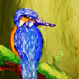 Amar Hasshim: The Kingfisher